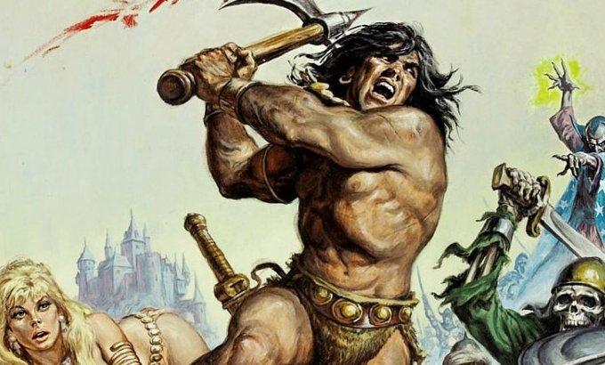 Aventuras no mundo de Conan