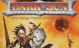 Adaptação Dark Sun para SWADE