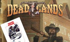 Escudo e Cartas de Aventura para Deadlands
